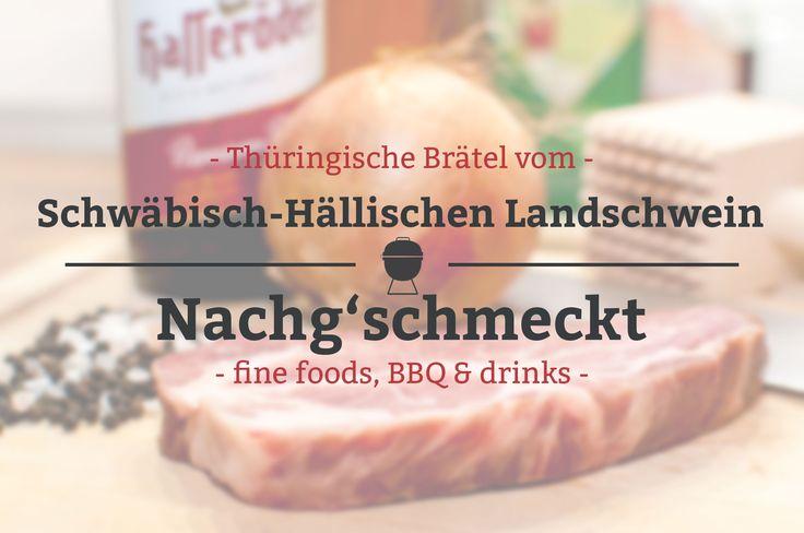 Heute kommt eine thüringische Spezialität auf den Grill – Thüringer Brätel. Dazu braucht man nicht viel. Nackensteaks vom Schwein, Zwiebel, Salz, Pfeffer und Bier. Es gibt natürlich auch Rezepte mit Senf, Knoblauch und weiteren Gewürzen. Ich möchte euch aber diese einfache Variante vorstellen, wie sie meine Mutter immer macht.