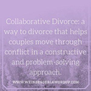 #Mediation, #CollaborativeDivorce or Litigation: What's Right For Me? http://www.weinbergerlawgroup.com/blog/newjersey-law-divorce-separation/mediation-collaborative-divorce-litigation/