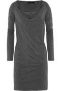 Donna Karan stretch jersey top (to wear over leggings)Drapes Stretchjersey, Stretchjersey Tops