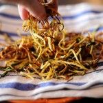 Fried Zucchini Strings | The Pioneer Woman Cooks | Ree Drummond
