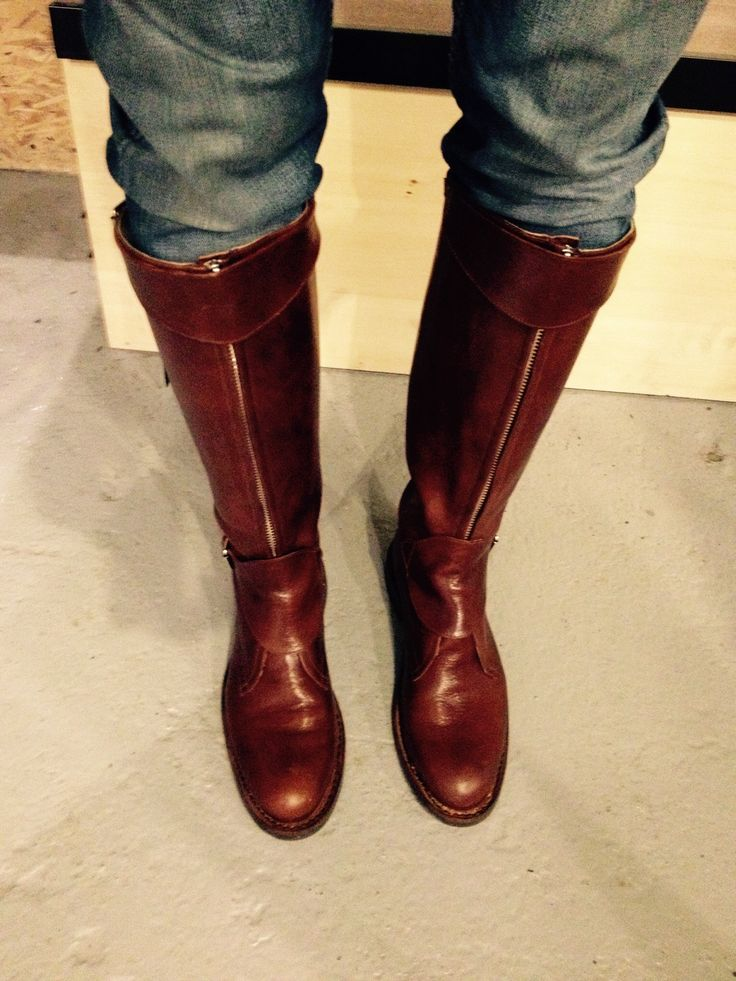Cavalcatore riding and motorcycle boots