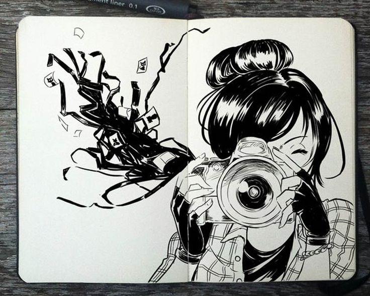 365 Days Of Doodles Gabriel Picolo (30)