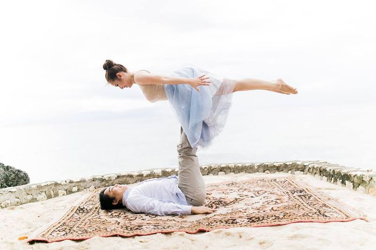 Still not over this acro yoga engagement shoot and I think I never will because.... #1 I know how difficult the poses are and #2 coz the bride-to-be is one of my best friends.  <3 <3 <3   Photo: Paisley Fields Photography HMUA: Stroke of Art - Hair and Makeup by Jessa Horca Coordination: Bridesbestfriend Weddings & Events Styling: First of April         #engagementshoot #cebuengagementshoot  #prenup #cebuprenup #weddingsph #engagement #cebuengagement #bridesph #weddings #cebuweddings…