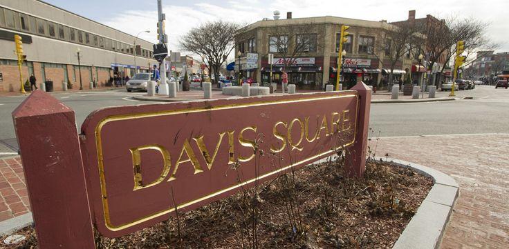 neighborhoods near Boston University BU. Davis Square, Somerville, restaurants, food, music, entertainment, movies