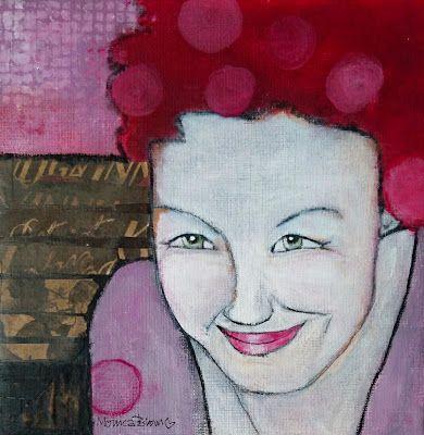 Monica Blom Art: I did it !
