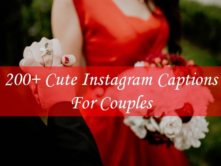 Best consolidation of 200+ Cute Instagram Captions For Couples. Find more at The Quotes Master, a place for inspiration and motivation.
