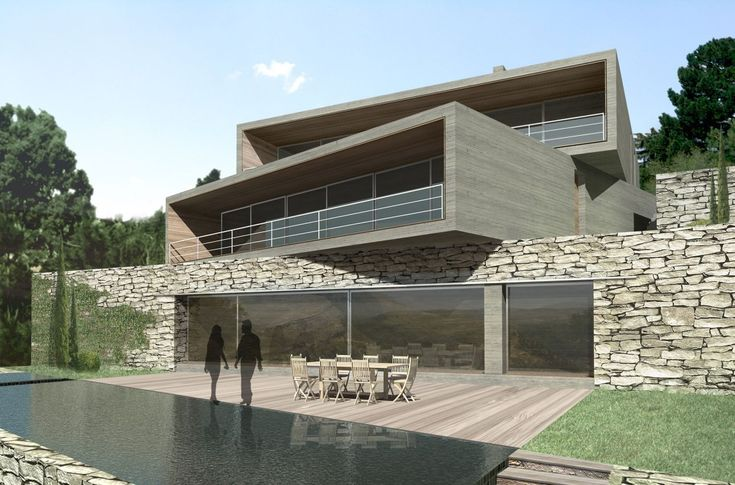 h chalet | nabil gholam architects