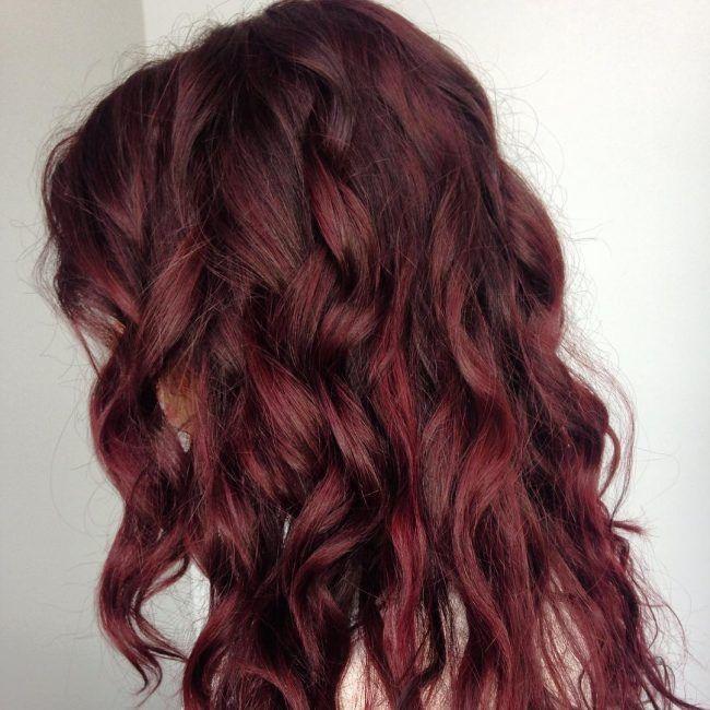 Best 25+ Black cherry hair color ideas on Pinterest ...