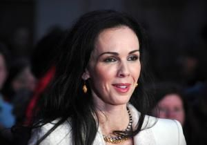 L'Wren Scott, the glamorous fashion designer and longtime lover of Mick Jagger, used a scarf to hang herself from a doorknob Monday in her Manhattan apartment.