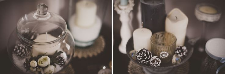 AnD photography Christmas candles