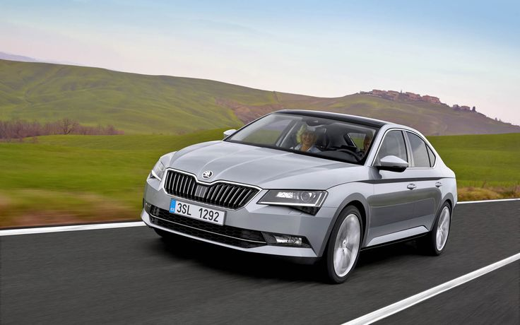Why there is plenty of room for ticked boxes in new Superb....http://bit.ly/1ExOTik  #newskodasuperb Photo credit to ŠKODA