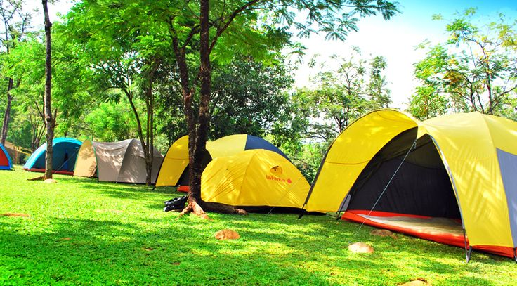 Camping Ground   #Caldera #River #Resort Citarik , Sukabumi. Indonesia