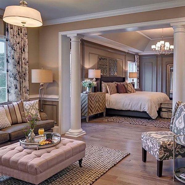 1901 Best Luxury Master Bedrooms