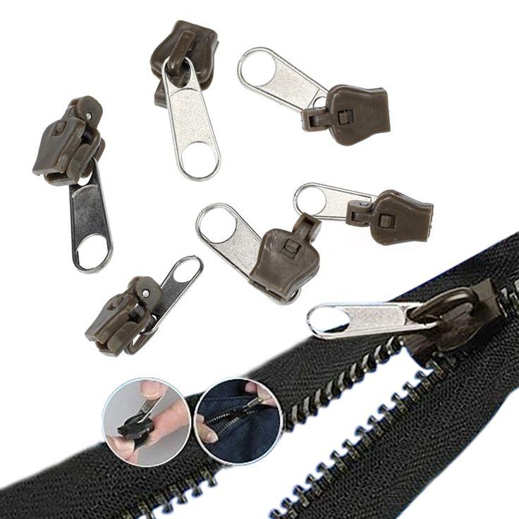 Puscard Universale Instant Fix Rimontaggio di Riparazione Della Chiusura Lampo Zip Cursore Denti di Salvataggio Shipping & Wholesales ZH584