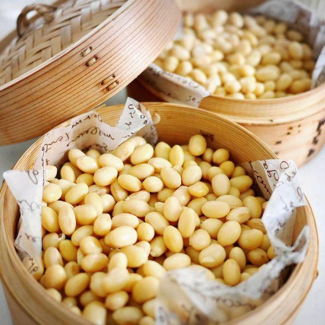 「蒸し大豆」でまるごと栄養を!基本のレシピとアレンジもご紹介 - macaroni