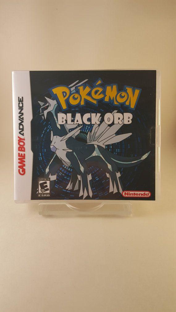 Custom Pokemon Rom Hacks, Black Orb
