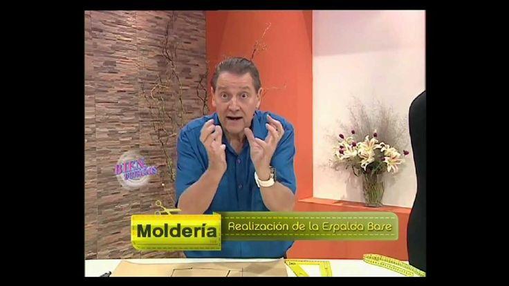 Hermenegildo Zampar - Bienvenidas TV - Moldería Dibujo Molde Base