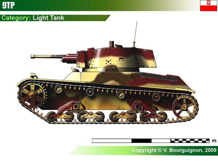 Light Tank 9TP