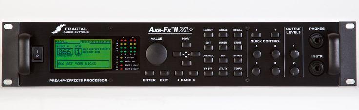 Axe-Fx ~750-2500e