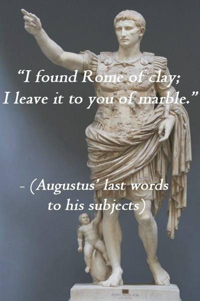 octavian augustus caesar The roman politician and general mark antony (83-30 bc) was an ally of julius caesar and the main rival of his successor octavian (later augustus) with those two men he was integral to rome.