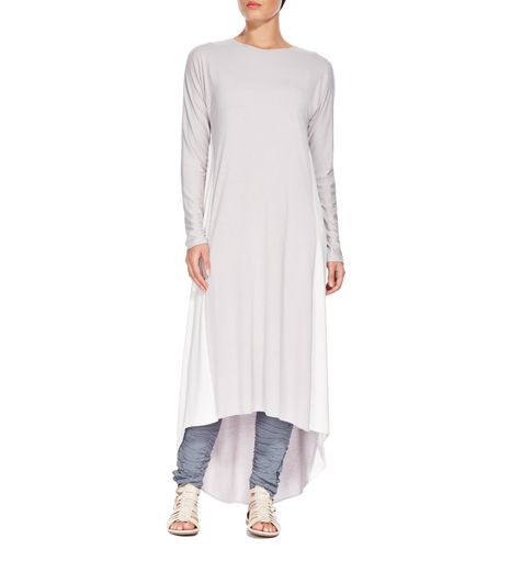 GREY PANEL DRESS...Inayah Collection...Love this company!!!!!