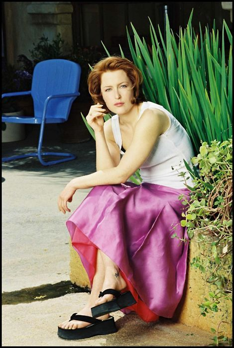 30 Best Gillian Anderson Images On Pinterest  Celebs -4336