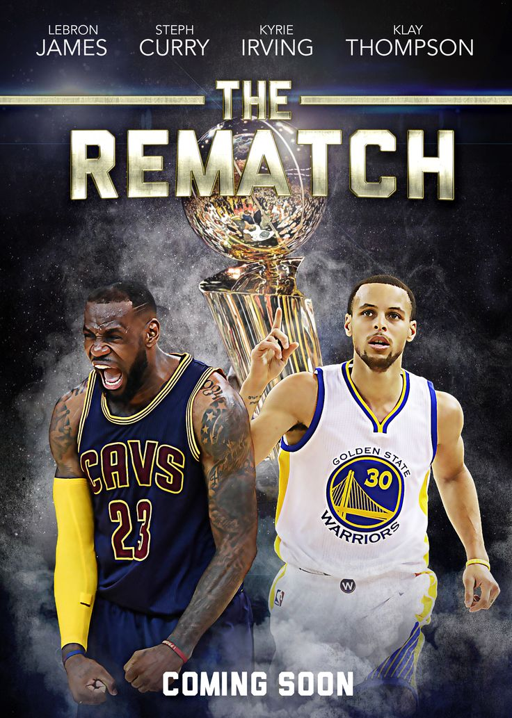 Warriors VS The Cavs - The Movie  Golden State Warriors vs The Cleveland Cavaliers  Starring Steph Curry and Lebron James
