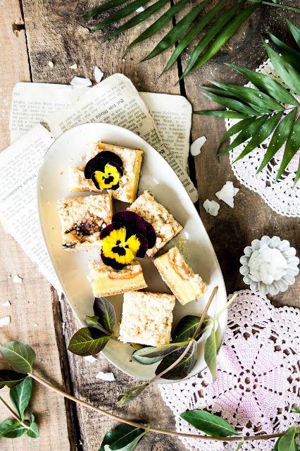 Backfail   das Rezept der Besinnung: Streuselkuchen mit Marillen / Crumble Cake with Apricots