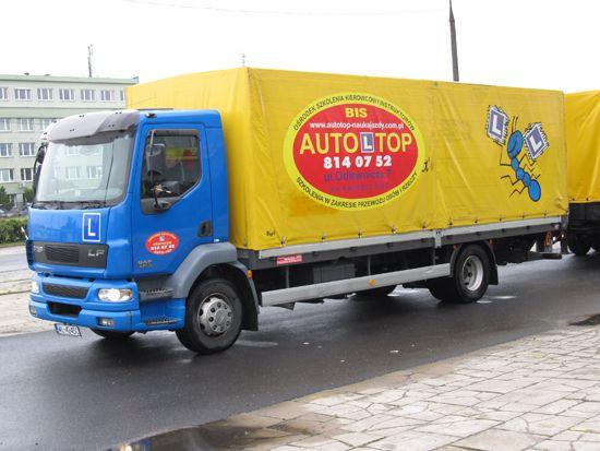 Prawo jazdy na ciężarowy, Odlewnicza 7 03-236 Warszawa
