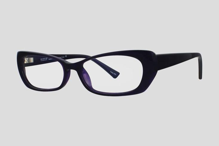 #Brillen van  Reor. Dit is de Berniss (art. nr. F10.644FPU), complete bril vanaf € 39.90. #Montuur van paars acetaat. Verkrijgbaar in nog twee andere kleuren.