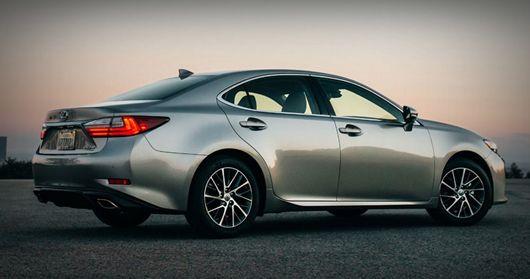 2019 LEXUS ES 350 REDESIGN 2019 Lexus ES 350 Redesign ...
