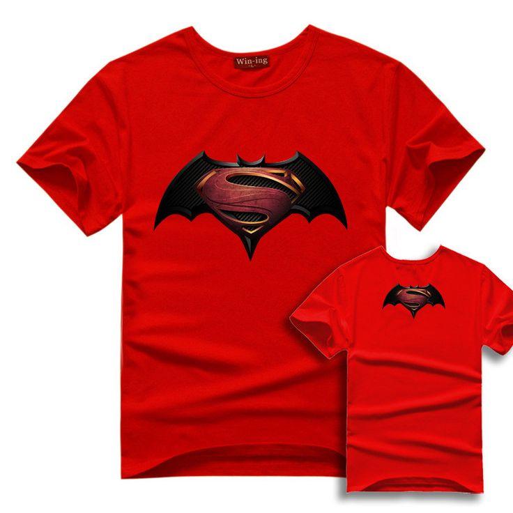 [New Arrival] Batman v Superman: Dawn of Justice T Shirt