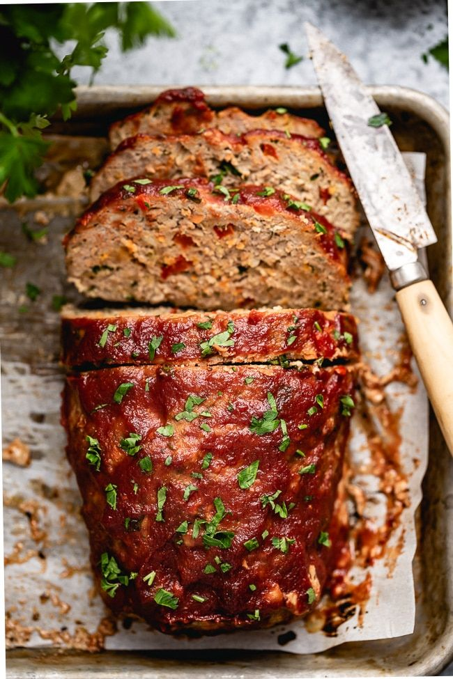 The Best Ground Turkey Meatloaf Recipe Video Foolproof Living Recipe Turkey Meatloaf Recipes Ground Turkey Meatloaf Recipes Ground Turkey Meatloaf