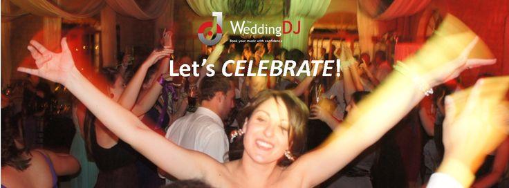 The Wedding DJ - Let's Celebrate!