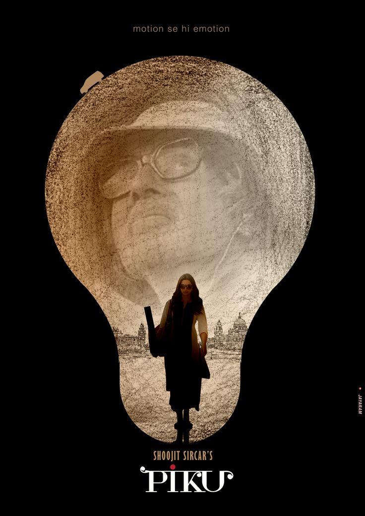 PIKU Tribute poster