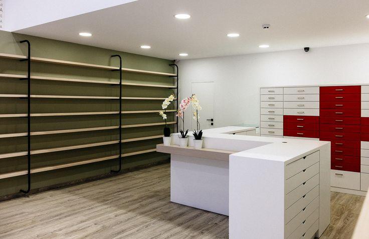 Pharmacy -Ground floor Φαρμακείο - Ισόγειο