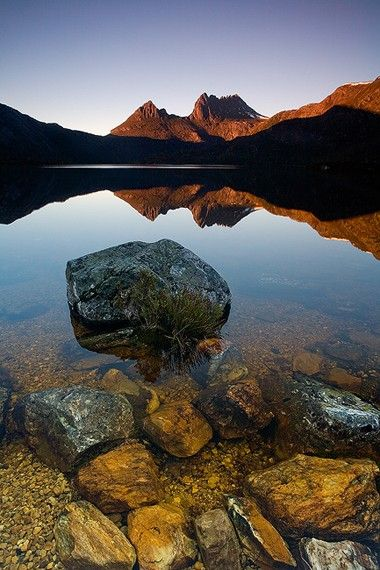 Cradle Mountain in Australia | Stunning Places #Places