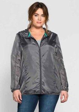 Bunda sheego Casual #avendro #avendrocz #avendro_cz #fashion #plussize #jacket