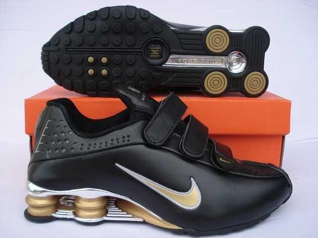 Nike Shox Brown Womens