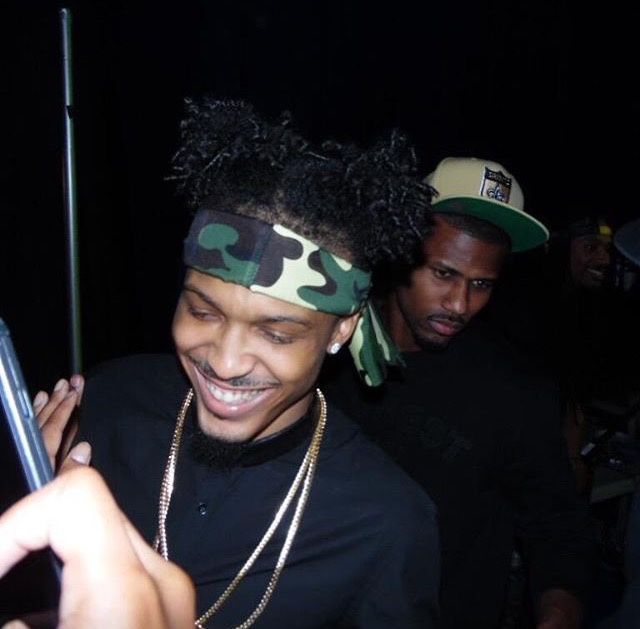 Alsina Daughters Brother August
