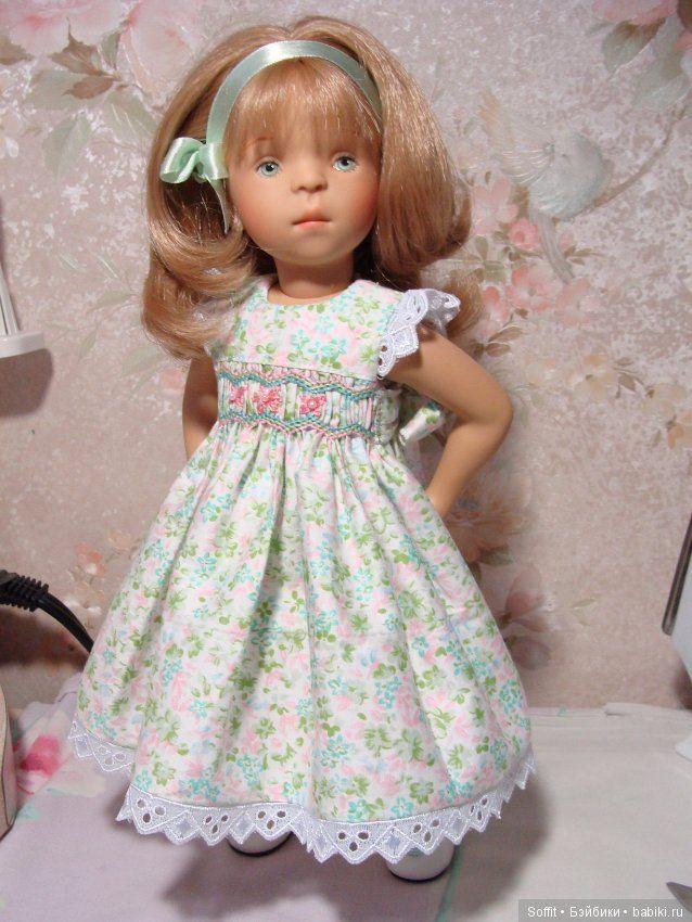 нарядные платья для кукол своими руками фото счет того
