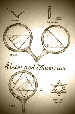 Peculiar People Illustrations: Urim and Thummim