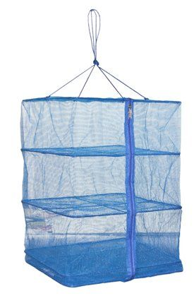 3 Tray Hanging Drying Net, Food...2-min solar dehydrator-Food preservation has never been without the three tray hanging dehydrator that comes with an Advanced-grade mesh design that helps keep bugs or pest out and offers optimal ventilation for drying. The manufacturer of this unit further shakes things up by including an easy to close and open zipper for the ultimate user convenience each time. http://topdehydrator.com/solar-dehydrator-reviews/