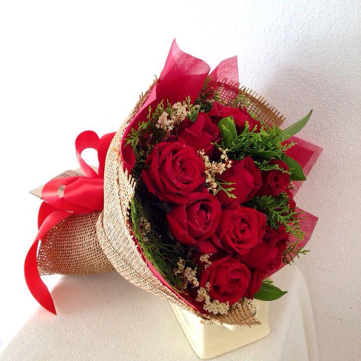 Design by The Peony Phuket Flowershop.