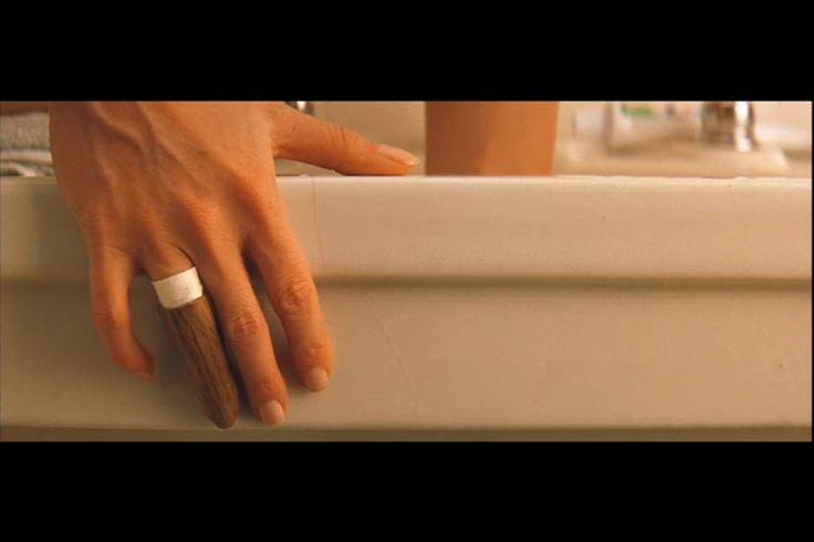 Margot's wooden finger from The Royal Tenenbaums ...