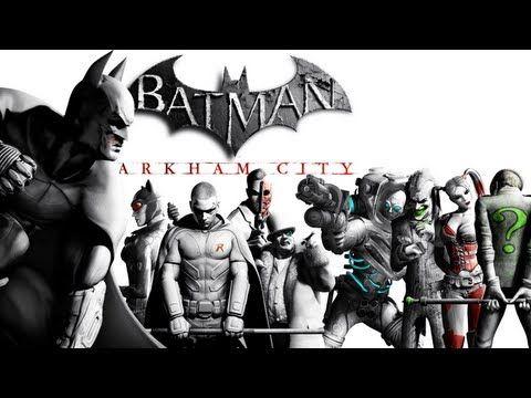 Batman: Arkham City [The Movie]