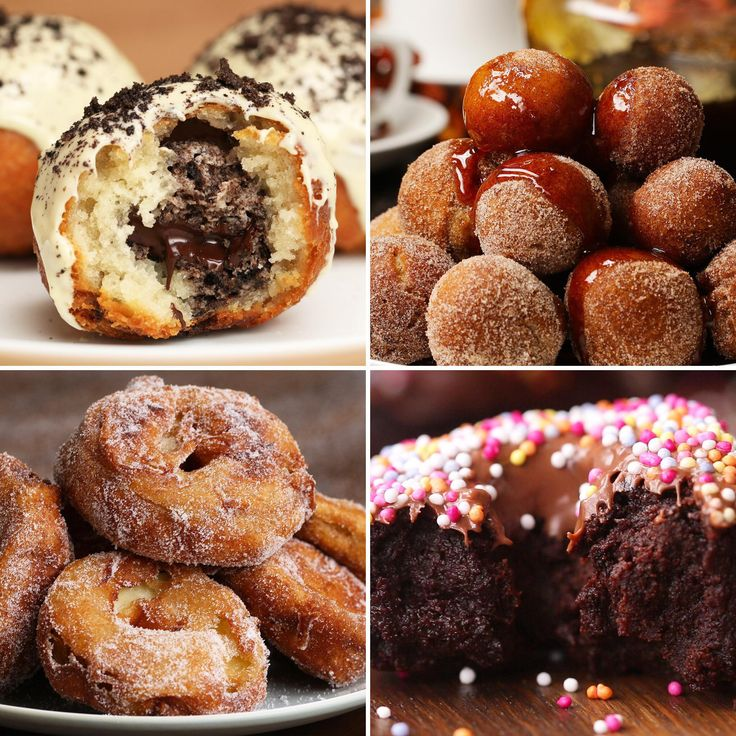 6 Doughnut Recipes You Need To Try