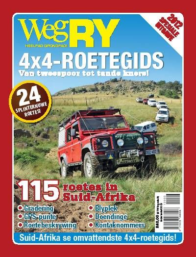 Wegry 4x4 Roetegids