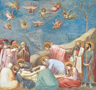 Giotto's Lamentation