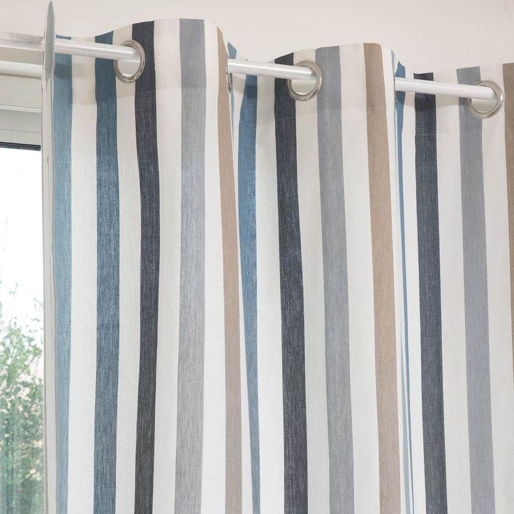 17 meilleures id es propos de rideaux maison du monde. Black Bedroom Furniture Sets. Home Design Ideas